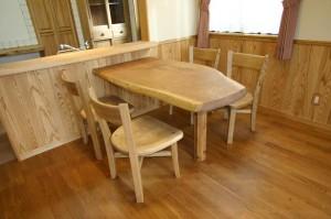 静岡の手作り家具をつかう