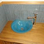 洗面台13