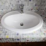 洗面台21