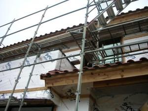 長期優良住宅の構造見学会