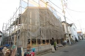 2013年2月16日(土) 構造見学会1
