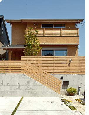家和楽工房 モデルハウスイメージ